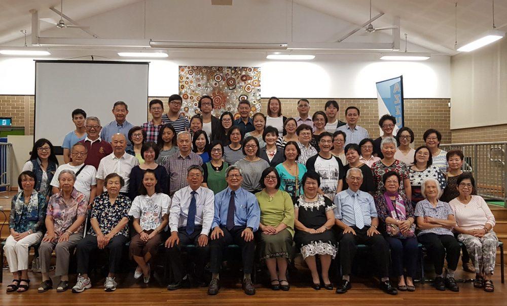 雪梨華人福音教會 SCGC